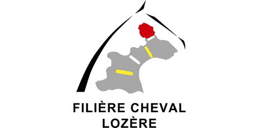 logo filière cheval de la lozère