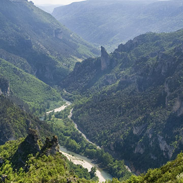 Grand site des Gorges du Tarn, Jonte et Causses
